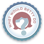 What Would Betty Do Logo