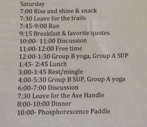 retreat-schedule
