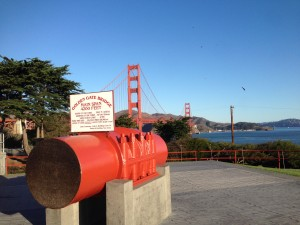 A few facts about the Golden Gate Bridge.