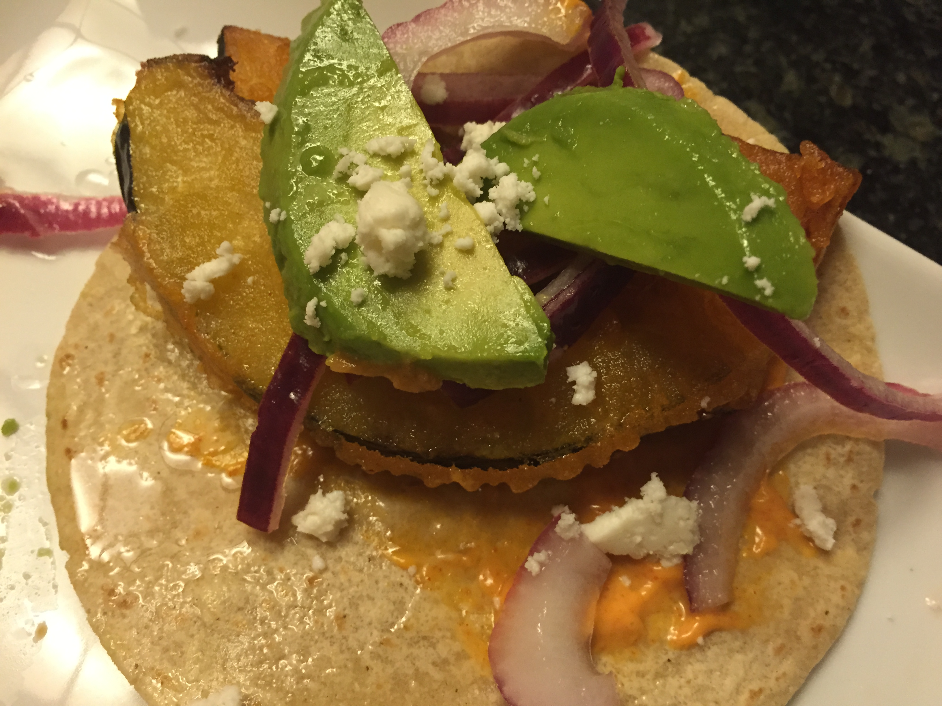 Blue apron tacos - By The Way If You Re Making These Tacos At Home I Opted To Pickle Half Of The Onions And It Made A Huge Difference Just Cover Your Onion Slices In A Mix
