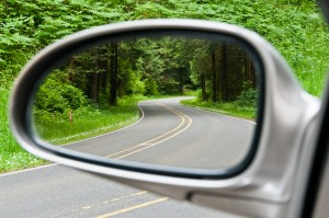 Not looking back. Image courtesy Shutterstock.