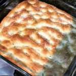 photo of focaccia bread